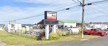 Cooper Fabrications Inc. Post Falls Idaho